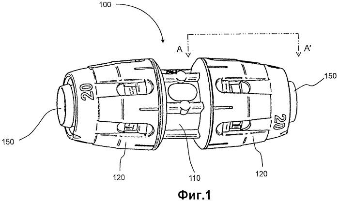 Устройство для механического соединения труб