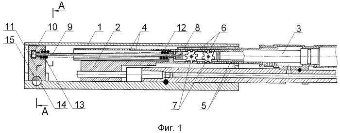 Автоматическое стрелковое оружие со сбалансированной автоматикой