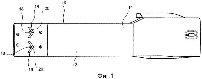 Воздухозаборник, в частности, для устройства выброса дипольных отражателей воздушного судна