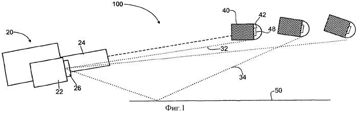 Способ и устройство для оптического программирования снаряда