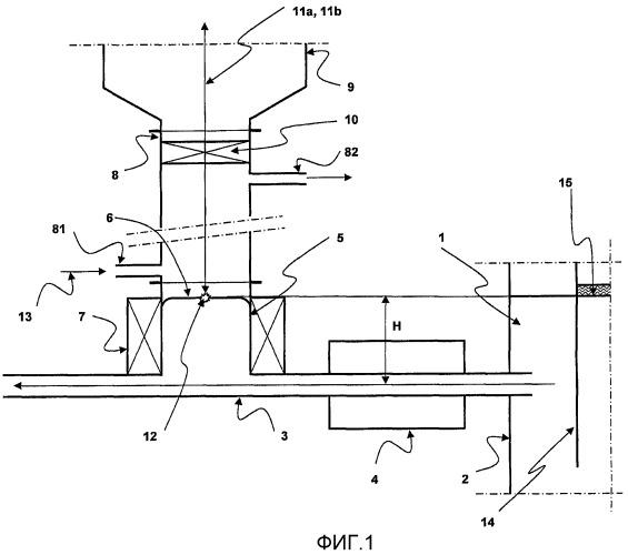 Способ и устройство измерения химического состава жидкого металла, предназначенного для покрытия стальной полосы