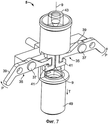 Устройство для раскалывания оптических волокон