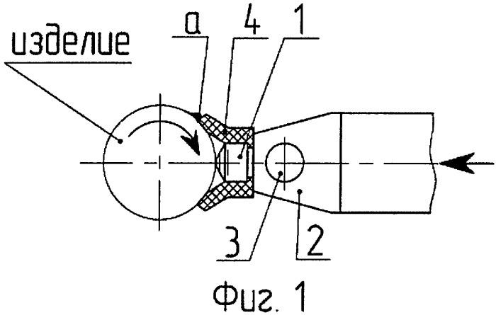 Устройство для обработки выглаживанием поверхностей вращения