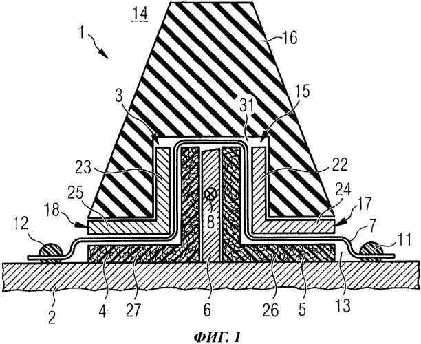 Способ изготовления профиля из волоконного композиционного материала