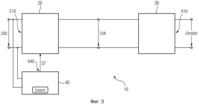 Схема управления электродвигателем для рельсового транспортного средства и способ ее работы