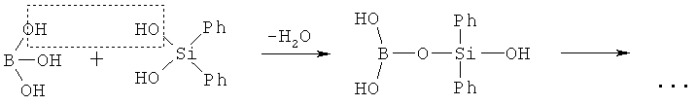 Полиборфенилсилоксаны и способ их получения