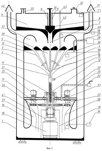 Гидроэнергетическая установка замкнутого цикла