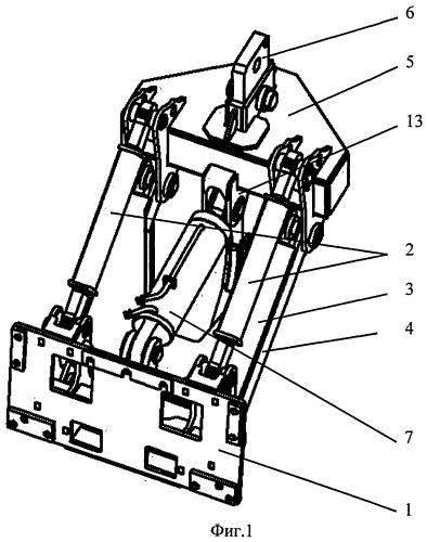 Рыхлительное оборудование бульдозера