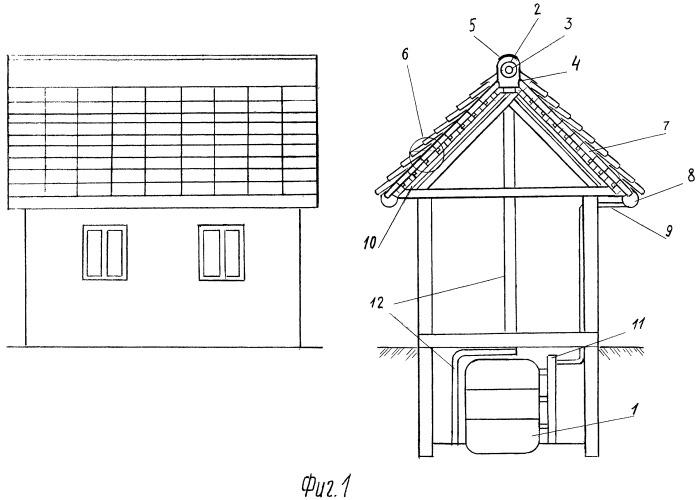 Многофункциональная плитка для крыши