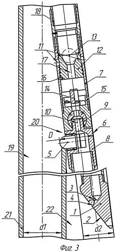 Устройство направляющее для ввода хвостовика в боковой ствол