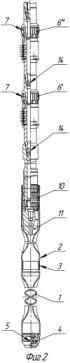 Способ и устройство изоляции зон осложнения бурения скважины профильным перекрывателем с цилиндрическими участками