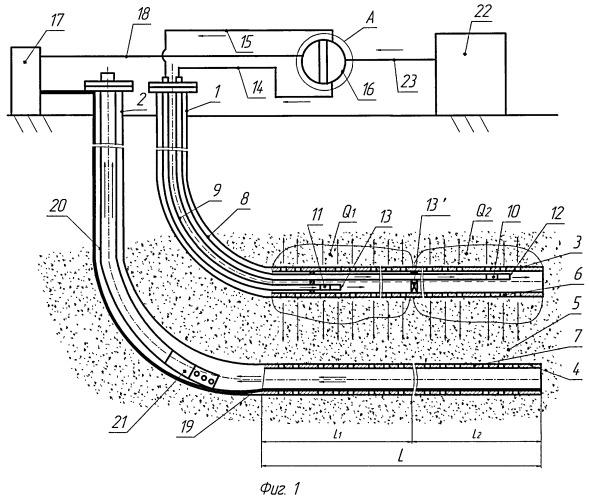 Способ разработки месторождения тяжелой нефти или битума с регулированием закачки теплоносителя в скважину