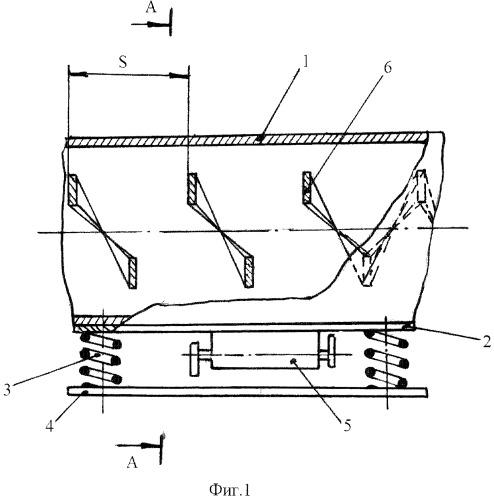 Печь для обжига цемента (варианты)