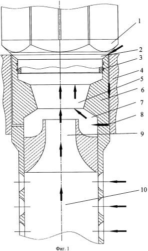 Легководный реактор со сверхкритическими параметрами теплоносителя