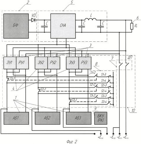 Способ эксплуатации никель-водородных аккумуляторных батарей системы электропитания космического аппарата (варианты)