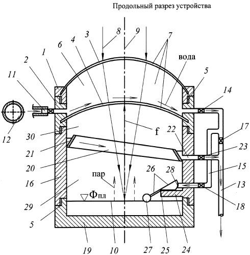 Способ регулирования минерализации оросительной воды при капельном орошении и устройство для его осуществления