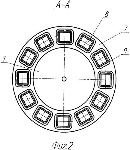 Устройство для ударно-центробежного дробления материалов