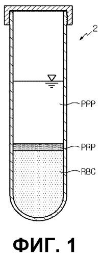 Комплект для разделения центрифугированием и способы разделения центрифугированием с использованием такого комплекта