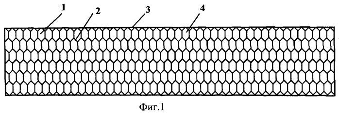 Армированный элемент прирабатываемого уплотнения турбины