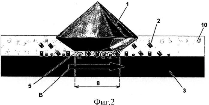 Способ механической обработки алмаза и устройство для его осуществления