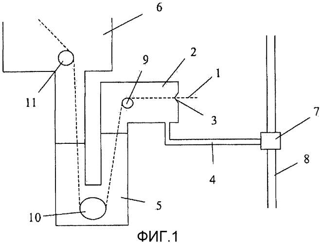 Предохранительная камера для использования в упаковочной машине