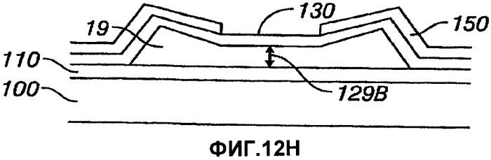 Способ изготовления устройств на основе микроэлектромеханических систем, обеспечивающих регулирование воздушного зазора