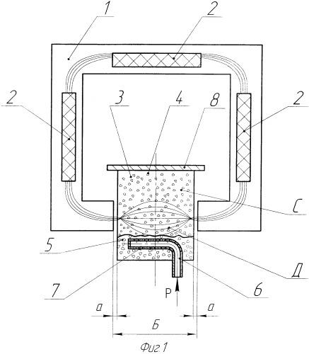 Способ получения железа из воздушной взвеси частиц содержащей его руды и устройство для осуществления способа