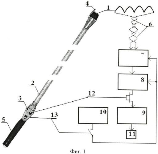 Устройство контроля токораспределения в алюминиевых электролизерах