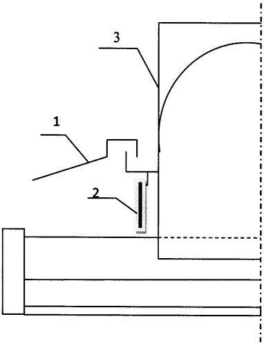 Устройство для аспирации анодных газов на электролизере с верхним токоподводом