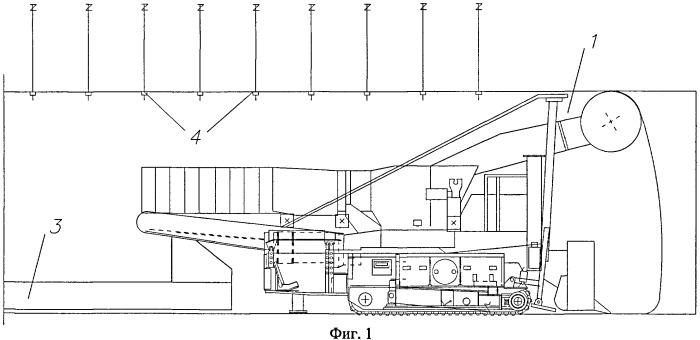 Способ сооружения монтажной камеры для механизированного комплекса