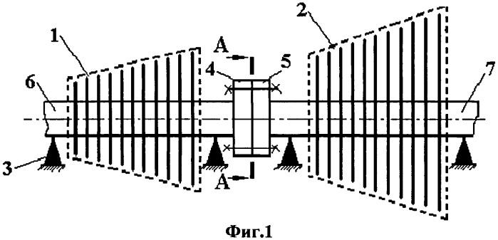 Способ сборки роторов паровой турбины с принудительным центрированием полумуфт
