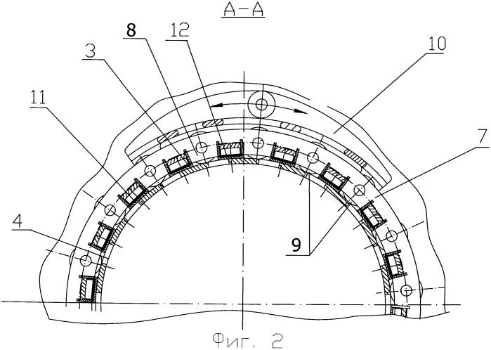 Система регулирования расхода воздуха на охлаждение турбины газотурбинного двигателя