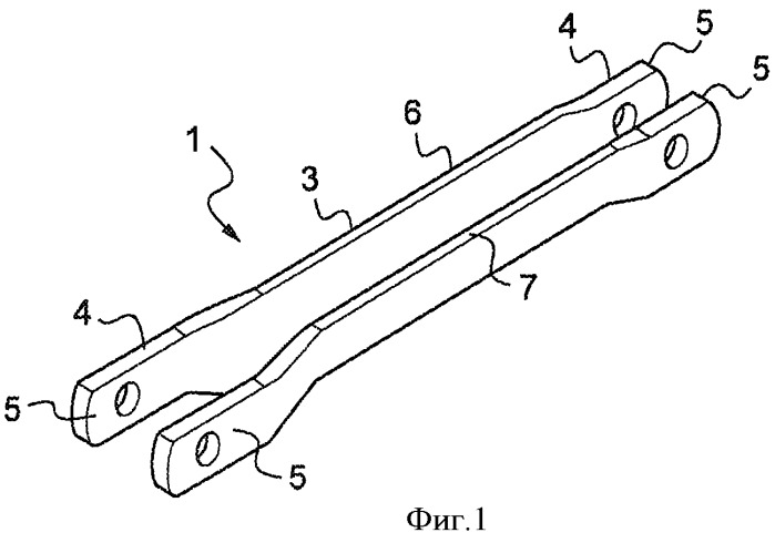 Способ изготовления тяги из композитного материала