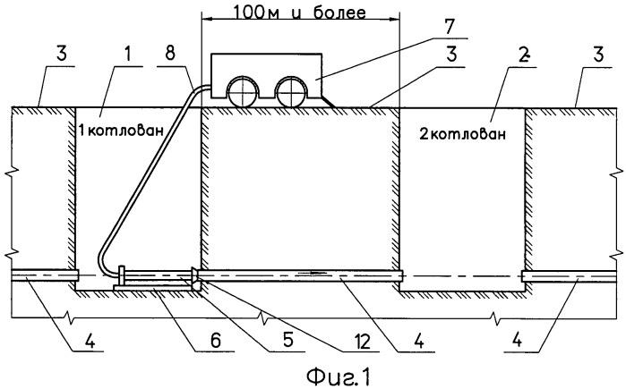 Способ замены труб в трубопроводах