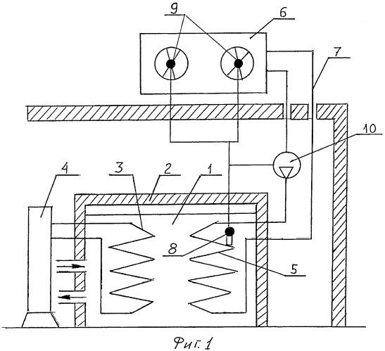Льдоаккумулятор для производства ледяной воды