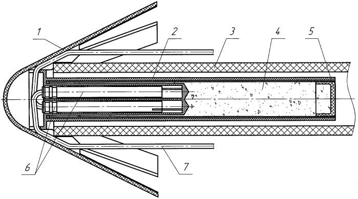 Промежуточный детонатор для скважинных зарядов