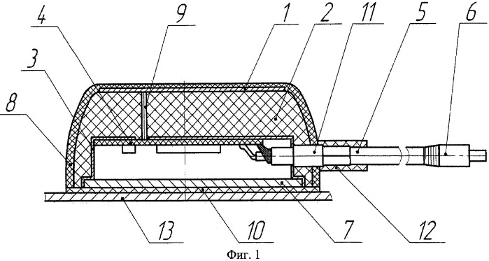 Передающий антенный модуль