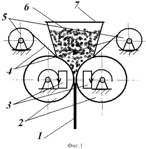 Способ изготовления элемента прирабатываемого уплотнения турбины с армированной оболочкой