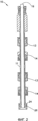 Усовершенствованные многопоясковые инструменты с закрепленными бобинами для одновременной сварки трением с перемешиванием множества параллельных стенок между деталями