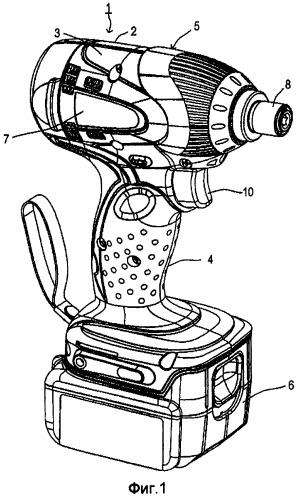 Инструмент с электрическим приводом, управляющее устройство и носитель информации