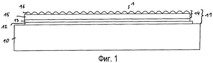 Многослойное тело защитного элемента и способ изготовления многослойного тела защитного элемента