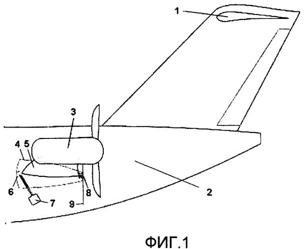 Оптимизированная конфигурация двигателей для летательного аппарата