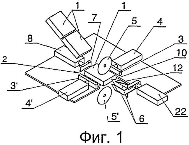 Способ и устройство для разрушающего вскрытия сигаретных пачек