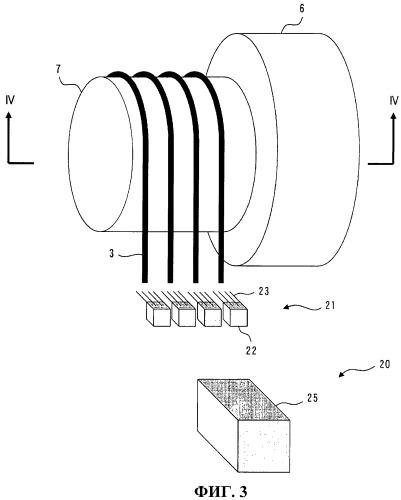 Контролирующее устройство для контроля лифтового тягового элемента