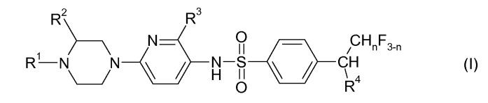Бензолсульфаномидные cоединения, пригодные для лечения расстройств, которые восприимчивы к модуляции дофаминового рецептора d3