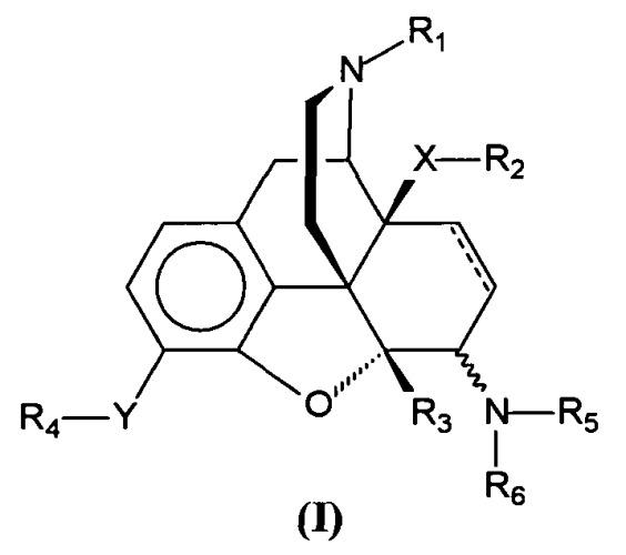 Новые производные 6-аминоморфинана, способ их получения и их применение в качестве анальгетиков