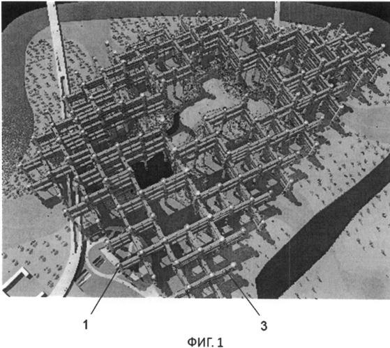 Конструкция поселения