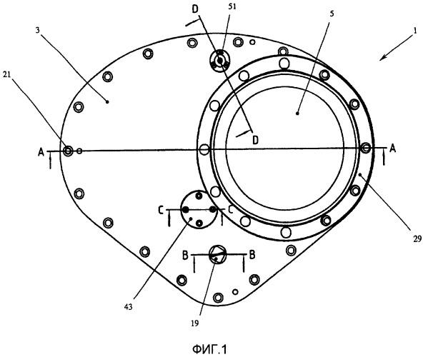Более компактный пластинчатый клапан