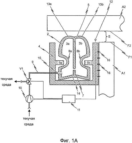 Устройство для регулирования скорости утечки через щелевидное отверстие
