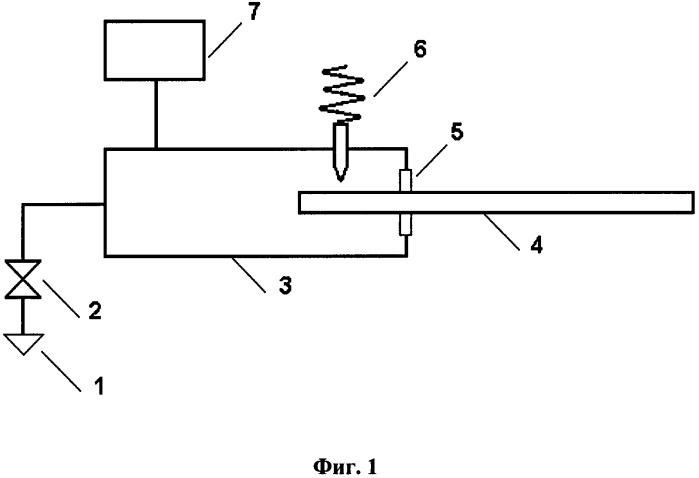 Способ определения содержания примесей в газе под оболочкой тепловыделяющих элементов (твэл) ядерных реакторов